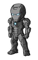 Chibi Movie Iron Man Mk 2 by GuyverC
