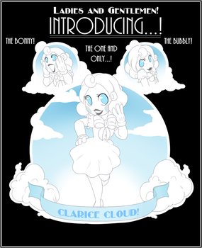 AT: Clarice Cloud by ShadowScarKnight