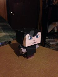 Mavis Dracula CubeeCraft by SuperVegeta71290