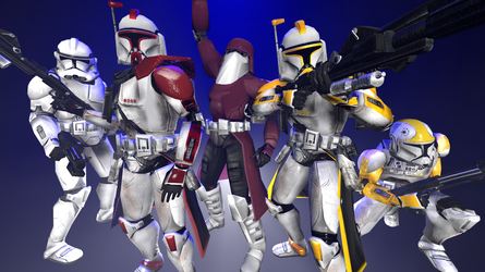 May The 4th Be With You - SFM by Darrtaa