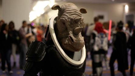 Judoon on the Moon by proppedupcreations