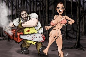 Texas Chainsaw Massacre by KennBaker