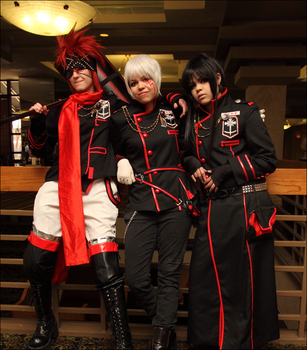 The three - DGM by Lime-apple