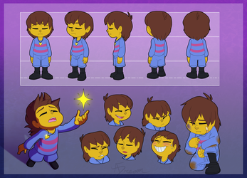 FRISK by AbsoluteDream