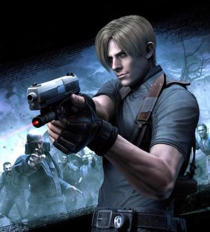 Leon S. Kennedy by Pepper527