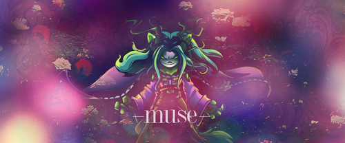 Muse Banner by Yosemine