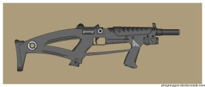 WS Night Operations SMG by Direrain