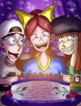 Surprise Party for Jane by JFMstudios