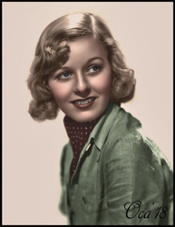 Margaret Sullavan by OKA1974