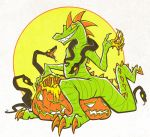 Croc-O-Ween by squeedgemonster