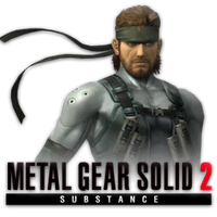 Metal Gear Solid 2 Custom Icon by thedoctor45