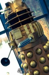 Doctor Who - EXTERMINATE by haricovert-cosplay