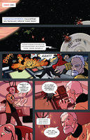 'Trial By Fire' Pg. 1 UPDATED by Axanar-Comics