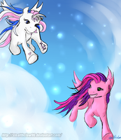 Now It's Really a Dance in the Clouds! by stealthclaw96