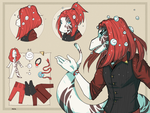 Amanita adopt [closed] by MossBlue