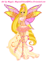 .:Stella Harmonix:. by magicalcolourofwinx
