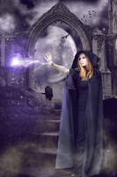 The Spell is Cast by Lindalees