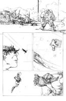 Page 01 Pencilled by mikewilsonart