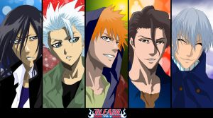 Bleach Boys by DrLinuX