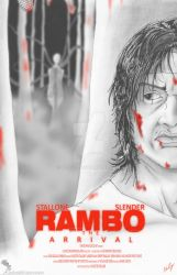 RAMBO: The Arrival by ccayco