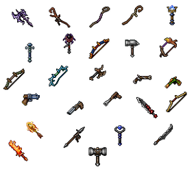 Weapons dump #1 by Anevis