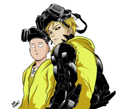 Breaking bad OPM by shukei20