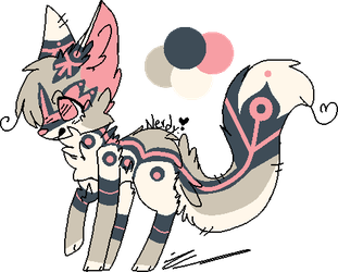 another hecking 50 point fox adopt (CLOSE) by Perma-Fox