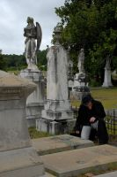 Taylor Jackson Cemetery 53 by LinzStock
