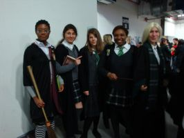 Harry Potter Cosplay by Kei-san77