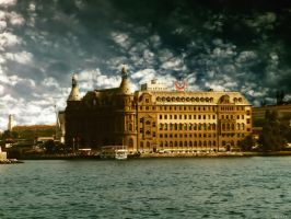 Haydarpasa.. by gomit