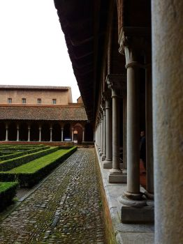 Convent of the Jacobins II by Castleglass
