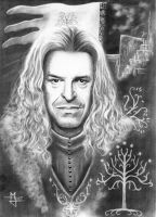 Denethor by enednoviel