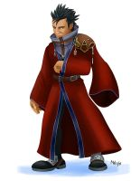 Auron by LynxGriffin