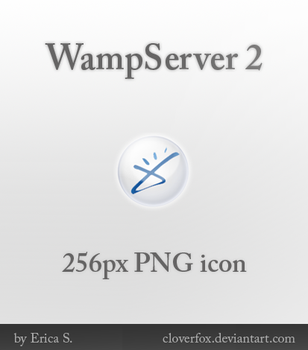 WampServer Icon by CloverFox