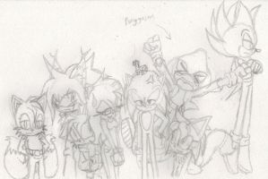 Group Picture by Skye-niichan