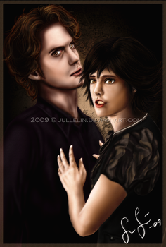 Alice and Jasper by Jullelin