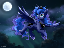 Princess Luna by Kaliner123