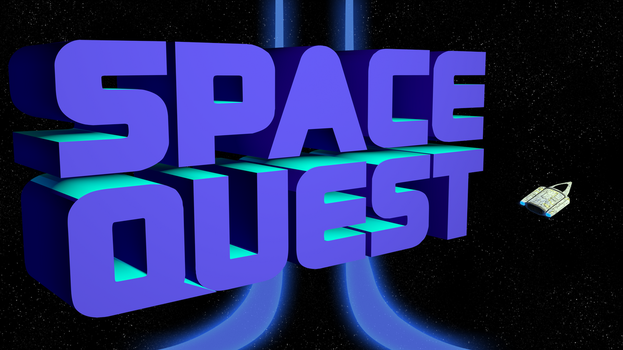 Space Quest 2 1080p (Ship/II Streaks) by MusicallyInspired