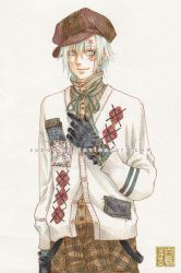 DGM: Allen Walker -colored- by subaru-s