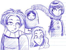 CHIBIDOODLE 5: Persepolis by ApocalypticReignbow
