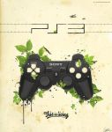Playstation 3 - This is living by LuXo-Art