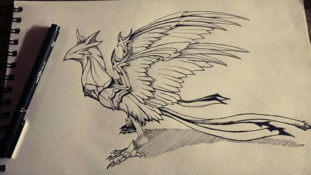 Fan Art Anivia by Belker929