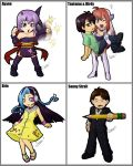 color. commission roundup I by maioceaneyes