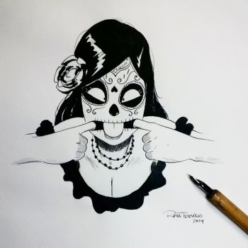 Inktober day 29 by raultrevino