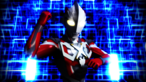 [MMD ULTRAMAN] EEKKKSSSUUUU!!! by MIST-TO-GUN