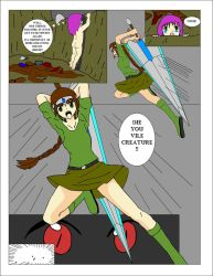 AR Comic Page 5 by SHRINKMASTER-X