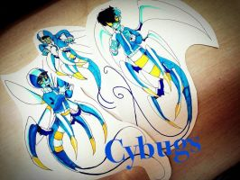 Cybugs by Tinypop