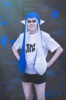 Inkling Girl by sarahhallphotography