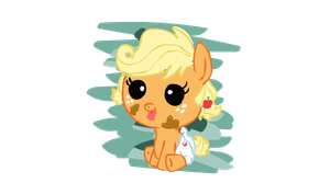 I'm Applejack. More apple fwitter? by Pris-The-Brony