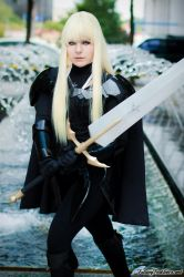 Claymore: The #1 by VariaK